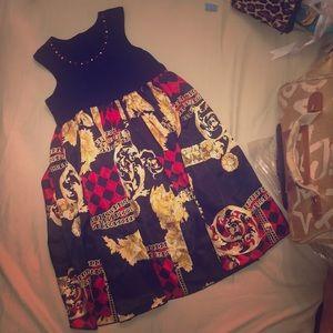 Handmade Versace inspired dress